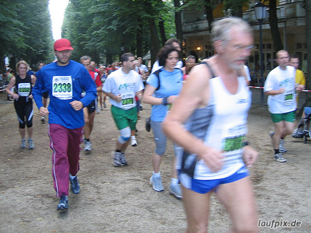 Bad Pyrmonter Brunnenlauf 2005 - 96