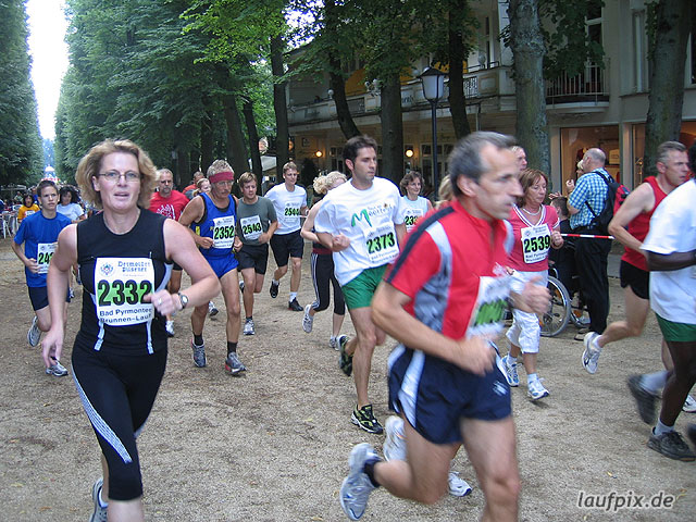Bad Pyrmonter Brunnenlauf 2005 - 97