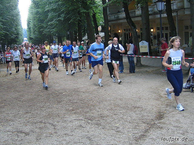 Bad Pyrmonter Brunnenlauf 2005 - 106