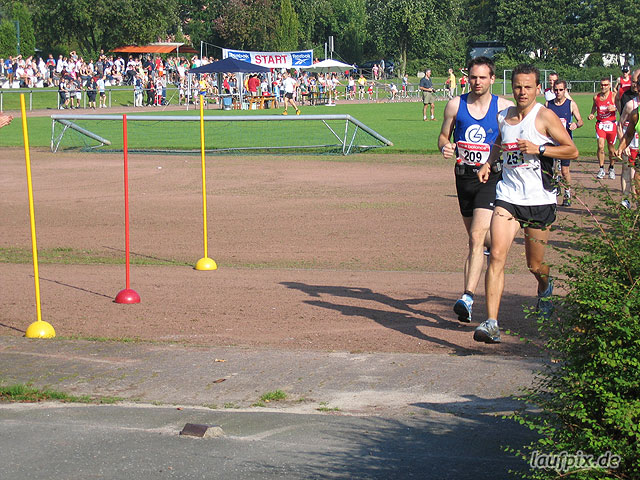 Altenaulauf Borchen 2005 - 2