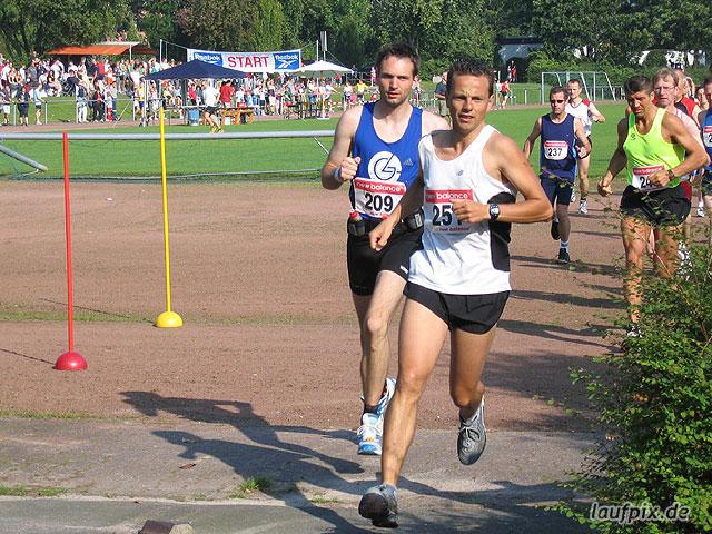 Altenaulauf Borchen 2005 - 3