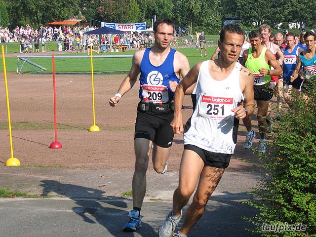 Altenaulauf Borchen 2005 - 4