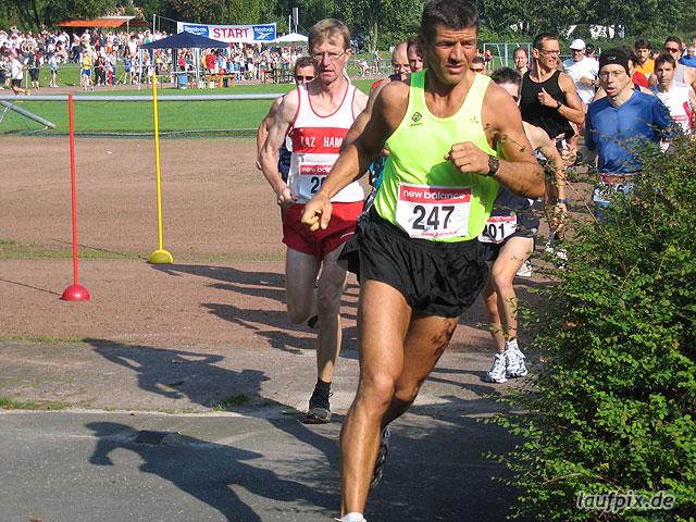 Altenaulauf Borchen 2005 - 7