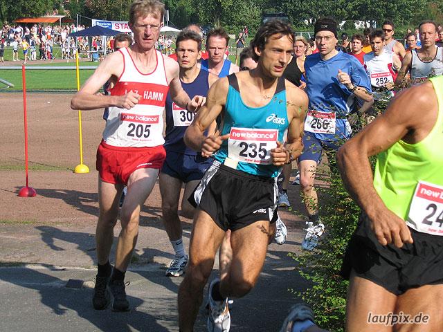 Altenaulauf Borchen 2005 - 8