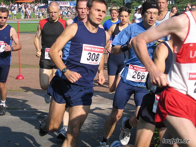 Altenaulauf Borchen 2005 - 10