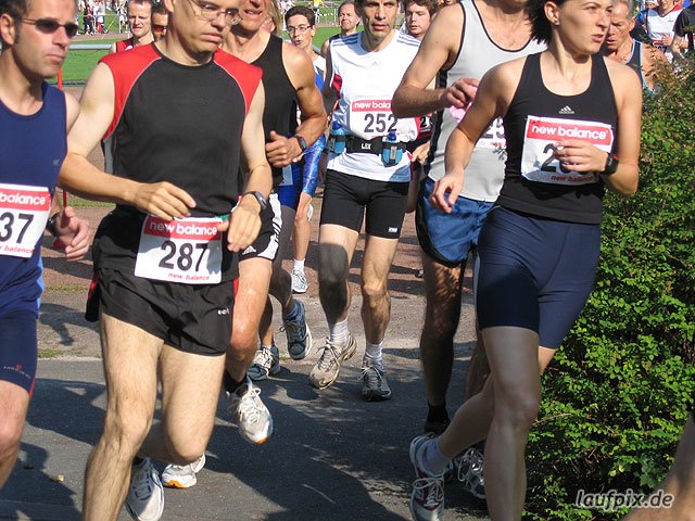 Altenaulauf Borchen 2005 - 12