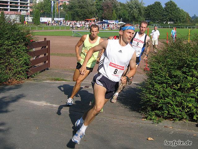 Altenaulauf Borchen 2005 - 15