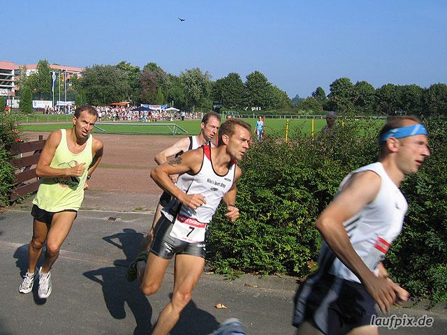 Altenaulauf Borchen 2005 - 16