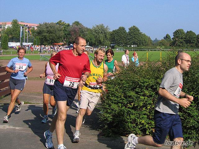 Altenaulauf Borchen 2005 - 45