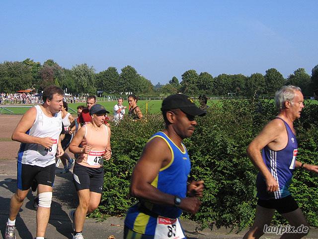 Altenaulauf Borchen 2005 - 50