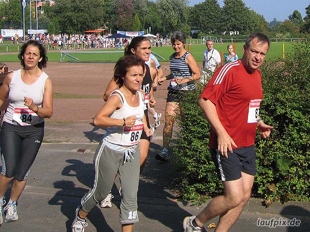 Altenaulauf Borchen 2005 - 51