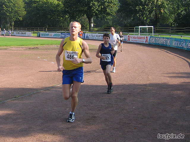 Altenaulauf Borchen 2005 - 58