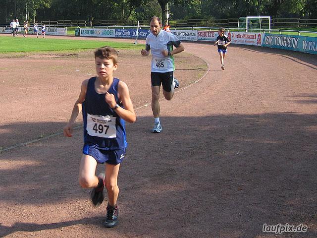 Altenaulauf Borchen 2005 - 60