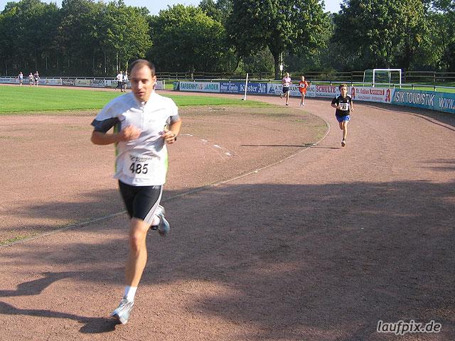 Altenaulauf Borchen 2005 - 62