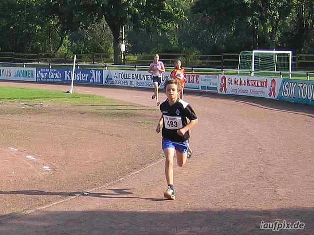 Altenaulauf Borchen 2005 - 64