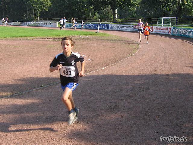 Altenaulauf Borchen 2005 - 66