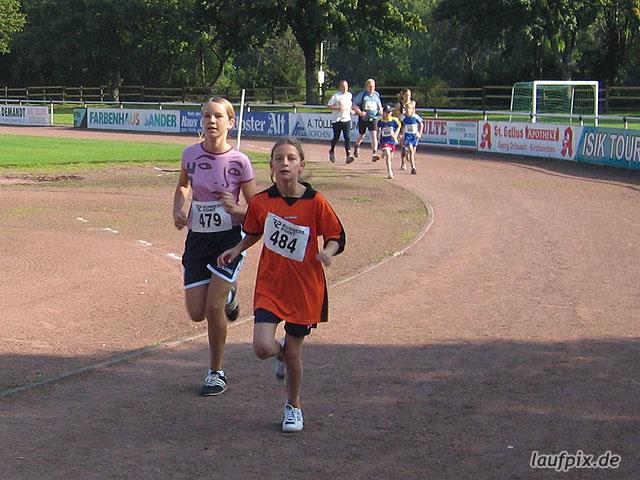 Altenaulauf Borchen 2005 - 67