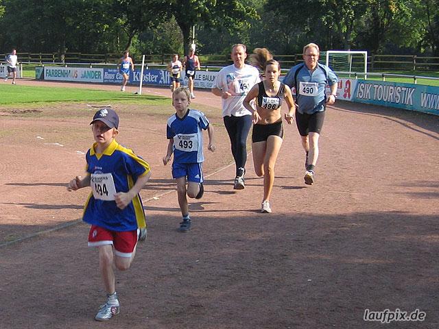 Altenaulauf Borchen 2005 - 69