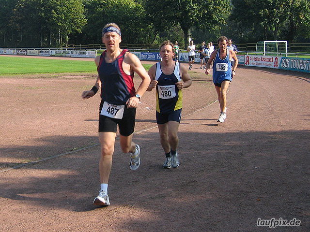 Altenaulauf Borchen 2005 - 72