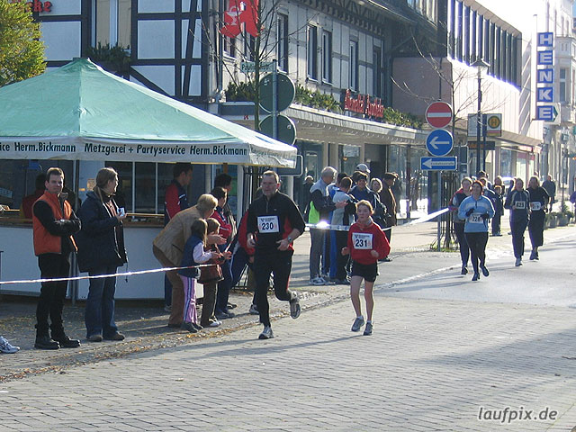 Marsberger Citylauf 2005 - 1