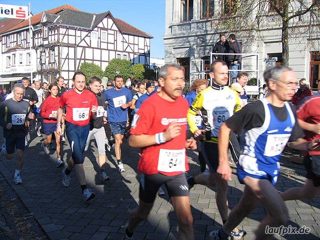 20. Marsberger Citylauf 2007