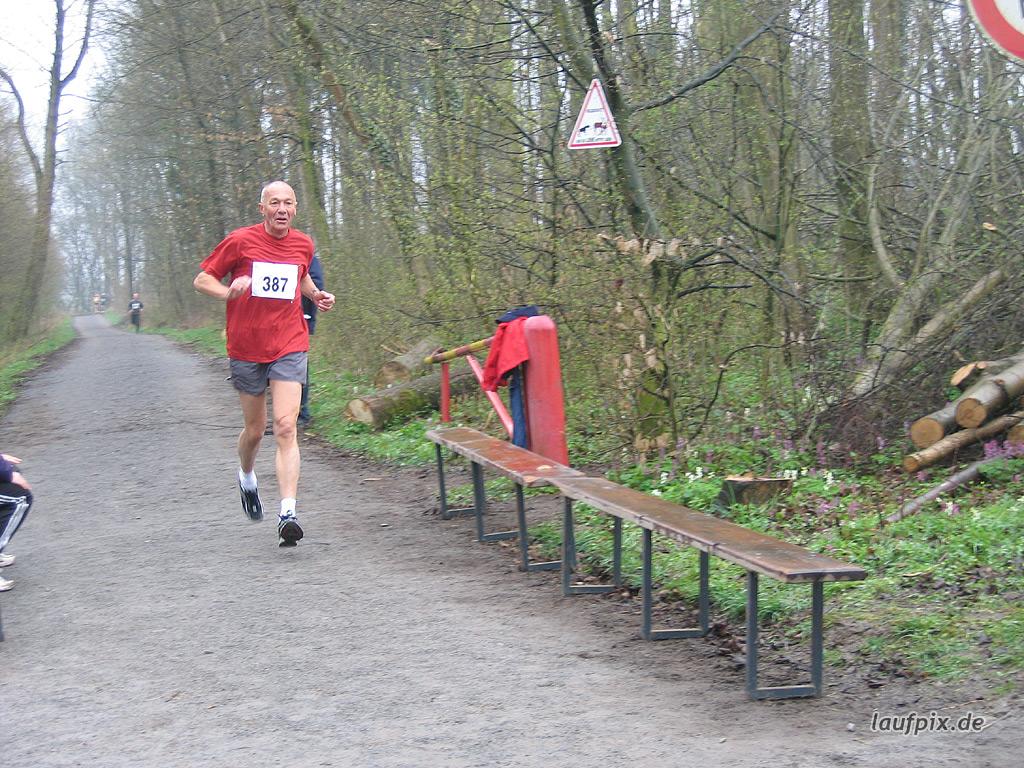 Bürener Waldlauf 2006 Foto (11)