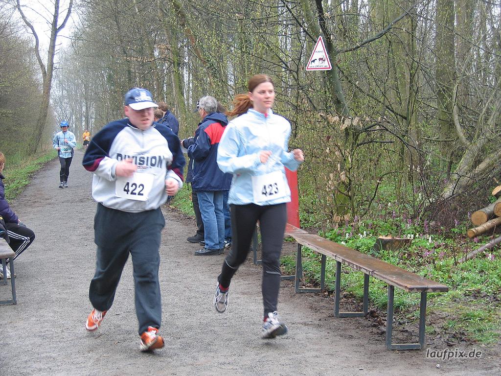 Bürener Waldlauf 2006 - 29