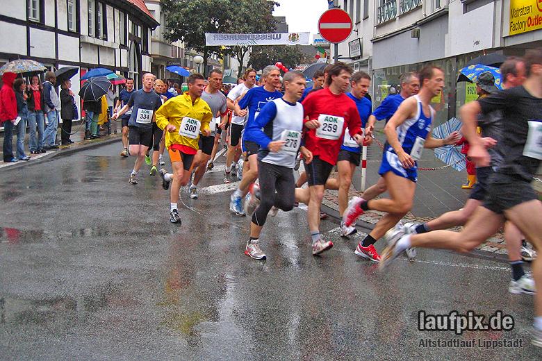 Altstadtlauf Lippstadt 2006 - 7