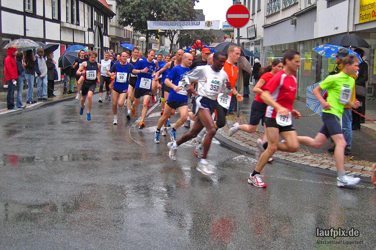 Altstadtlauf Lippstadt 2006 - 4