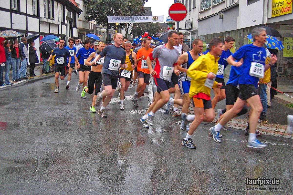 Altstadtlauf Lippstadt 2006 - 8