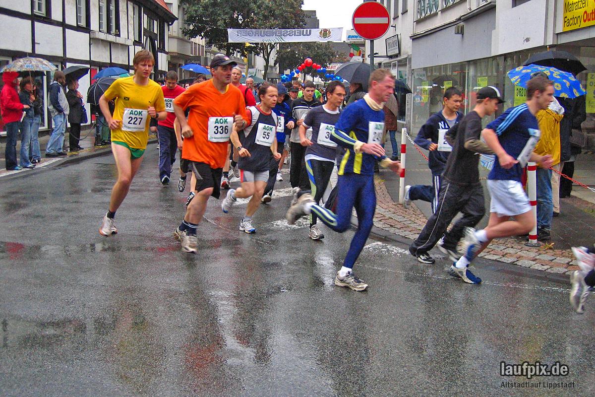 Altstadtlauf Lippstadt 2006 - 12