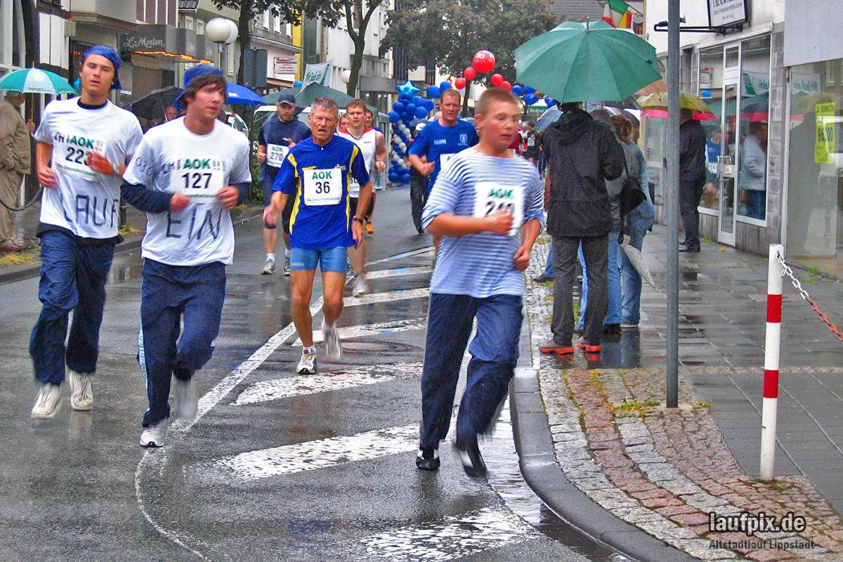 Altstadtlauf Lippstadt 2006 - 42