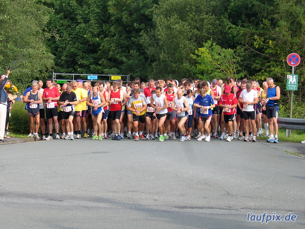 Volkslauf Aabach-Talsperre 2006 - 3