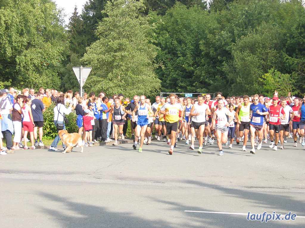 Volkslauf Aabach-Talsperre 2006 - 6
