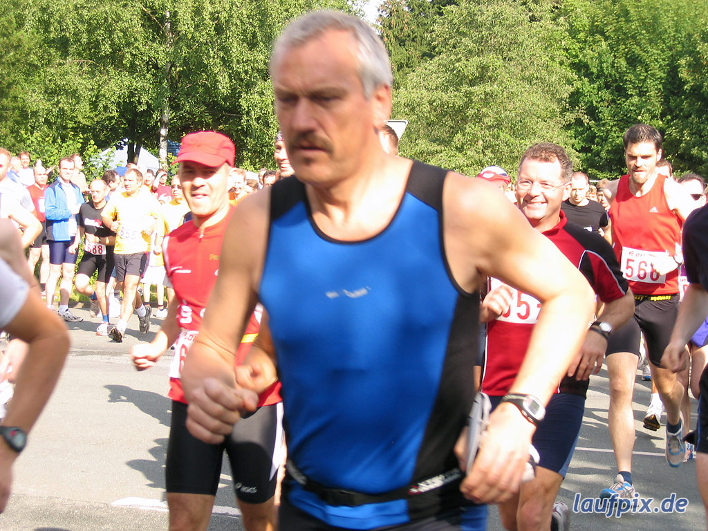 Volkslauf Aabach-Talsperre 2006 - 11