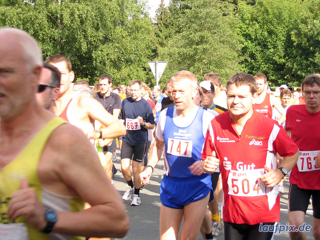 Volkslauf Aabach-Talsperre 2006 - 13