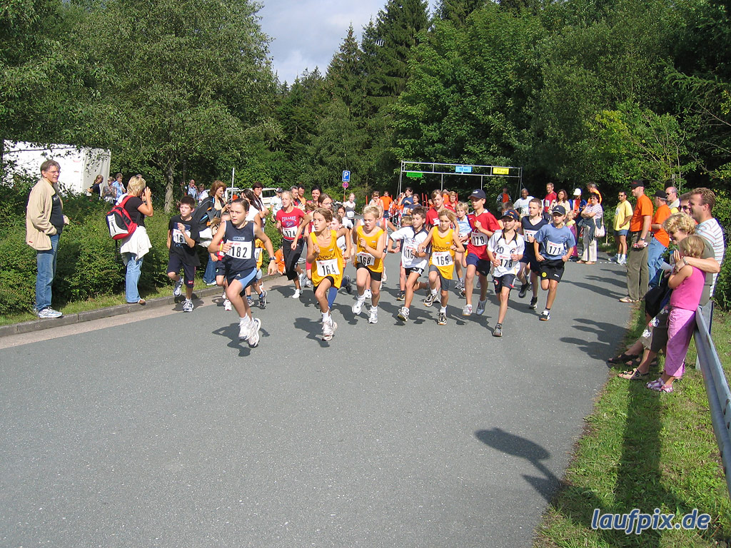 Volkslauf Aabach-Talsperre 2006 - 26