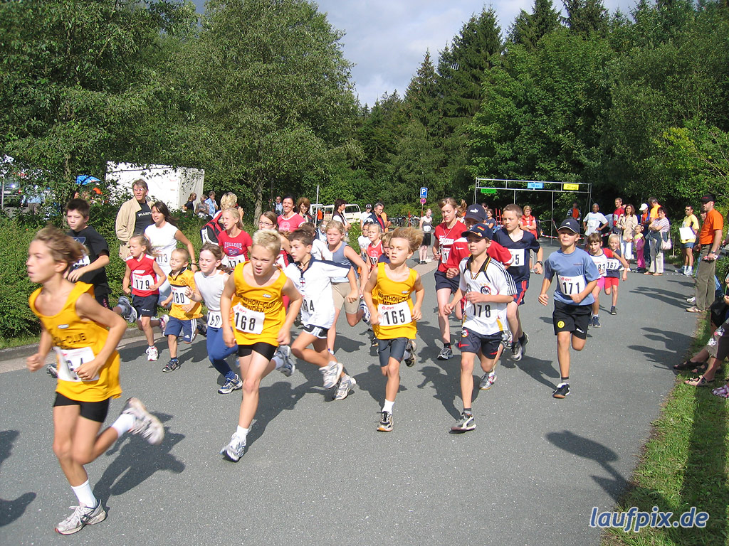 Volkslauf Aabach-Talsperre 2006 - 27