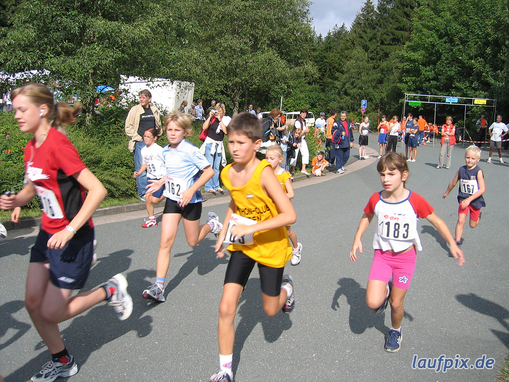 Volkslauf Aabach-Talsperre 2006 - 29