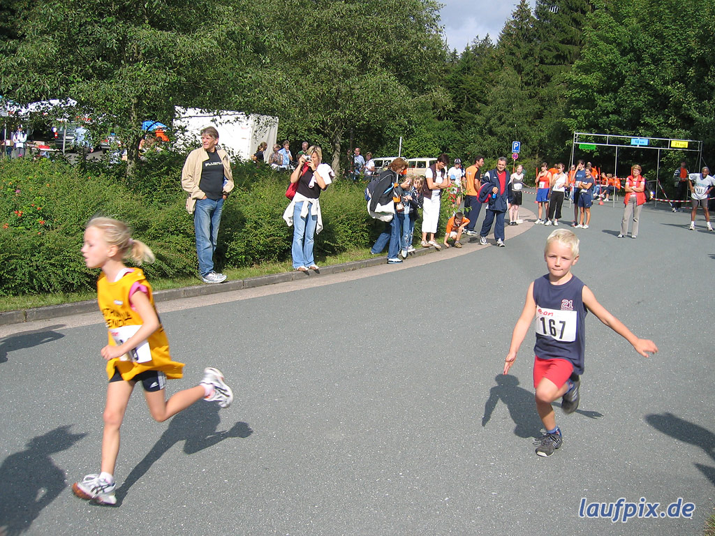 Volkslauf Aabach-Talsperre 2006 - 30