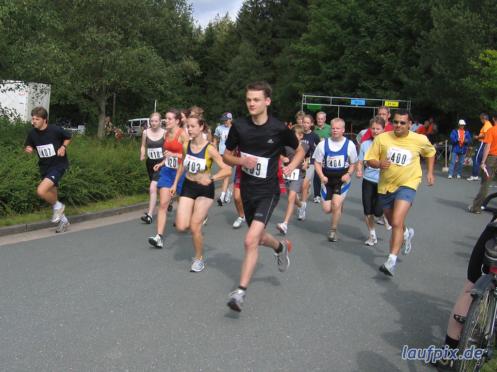 Volkslauf Aabach-Talsperre 2006 - 33
