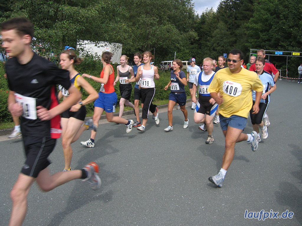 Volkslauf Aabach-Talsperre 2006 - 34