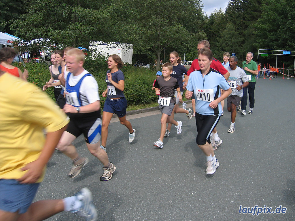 Volkslauf Aabach-Talsperre 2006 - 35