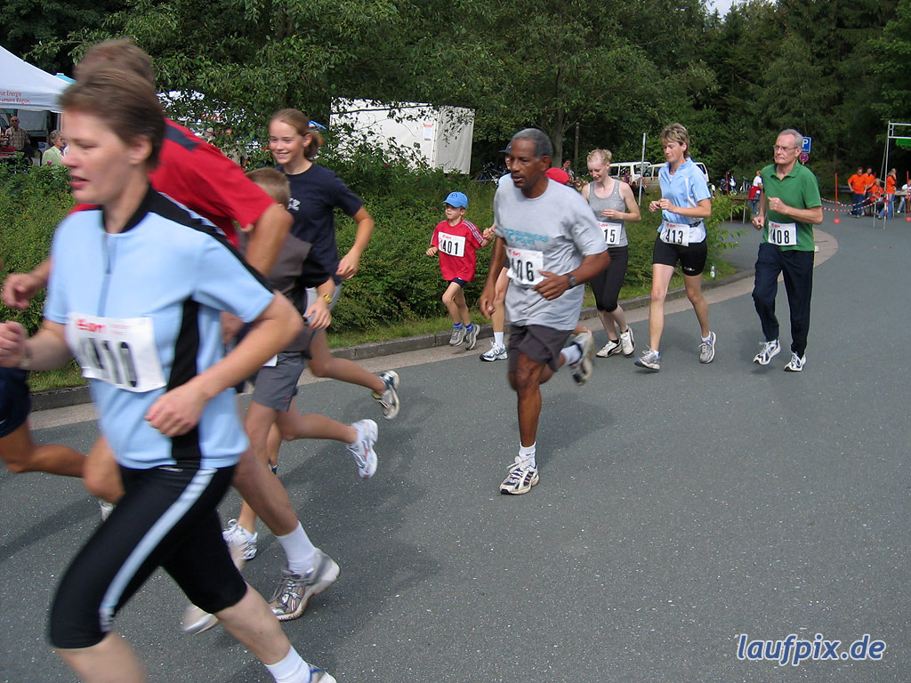 Volkslauf Aabach-Talsperre 2006 - 36