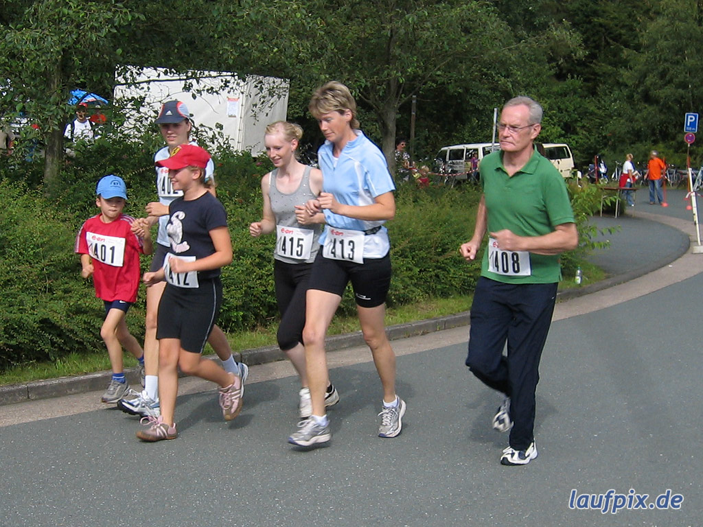 Volkslauf Aabach-Talsperre 2006 - 37