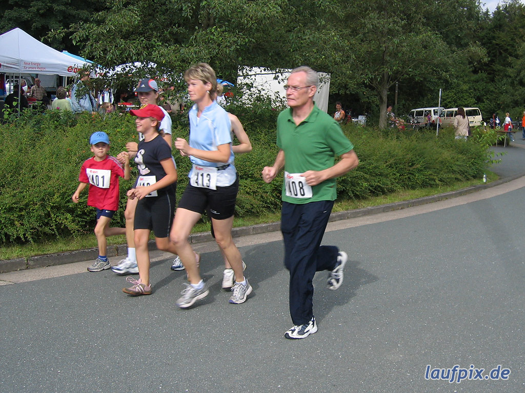 Volkslauf Aabach-Talsperre 2006 - 38
