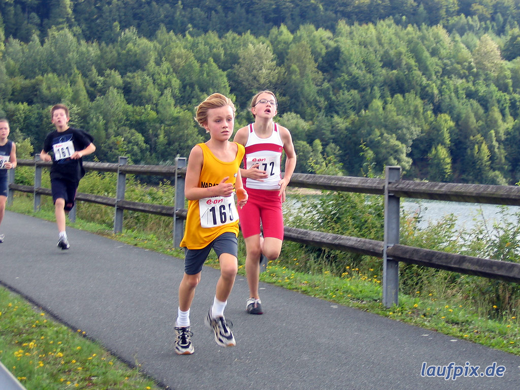 Volkslauf Aabach-Talsperre 2006 - 39
