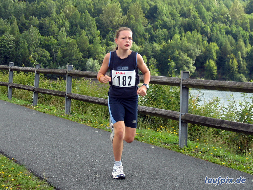 Volkslauf Aabach-Talsperre 2006 - 40