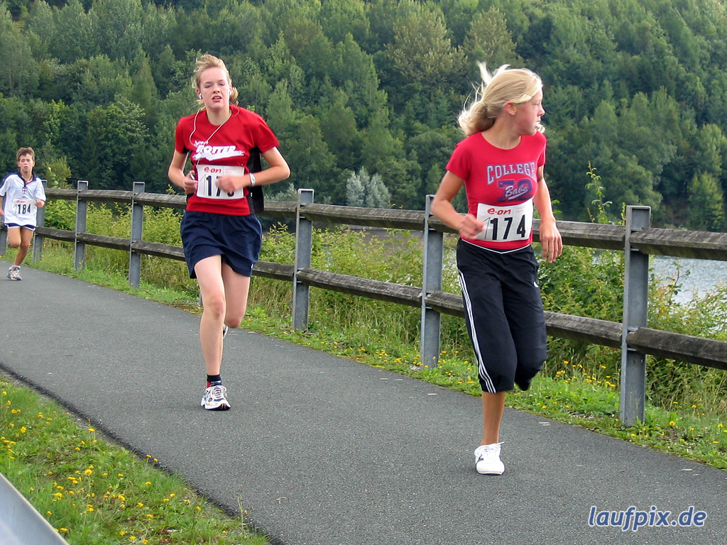 Volkslauf Aabach-Talsperre 2006 - 42