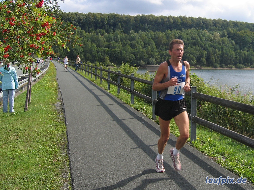 Volkslauf Aabach-Talsperre 2006 - 64